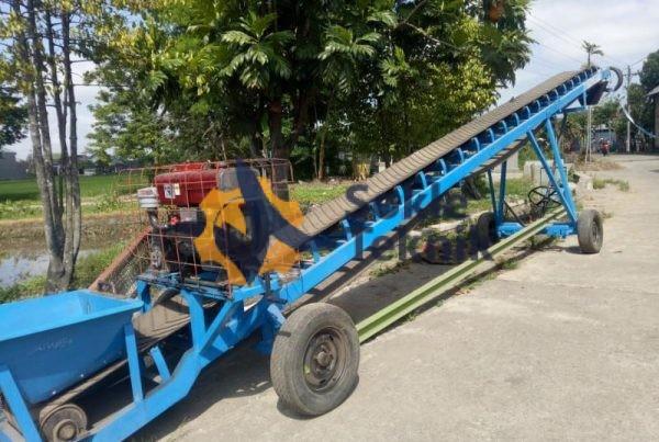 Mesin Conveyor Pemindah Barang
