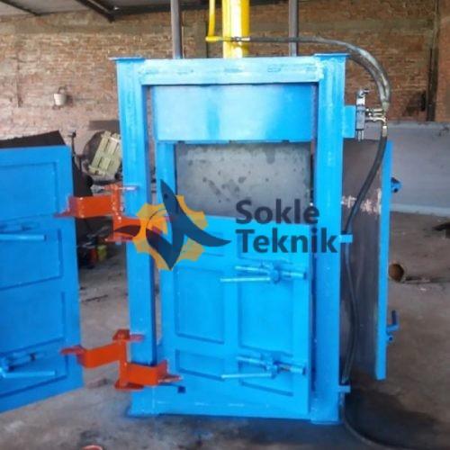 mesin press hidrolik
